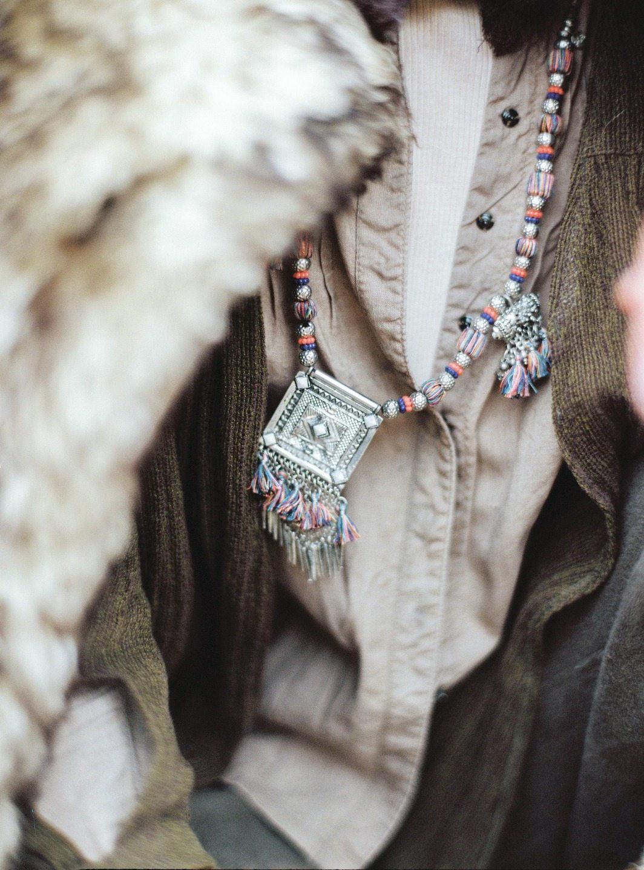 Soul of Ossetia: стилизованная фотосессия Азама и Милены