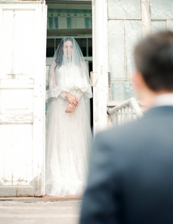 Наедине с любовью: свадебная love-story Юлии и Александра