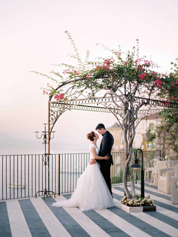 Романтика Италии: свадьба Лизы и Шейна