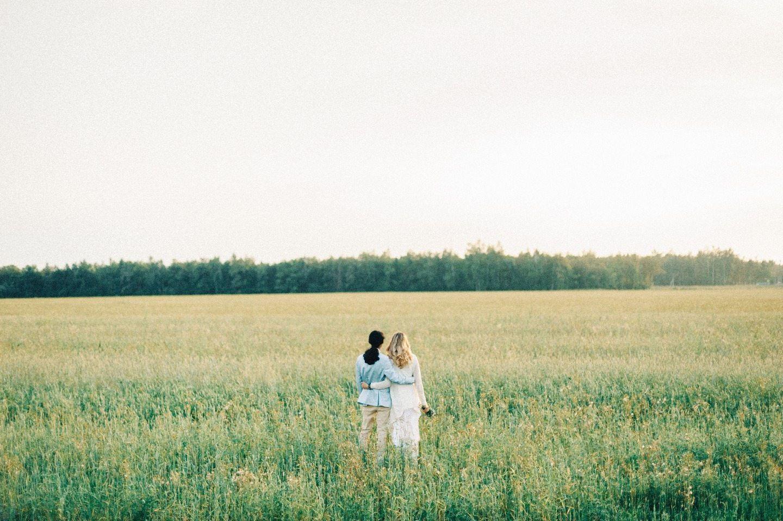 После дождя: love-story Наташи и Гены