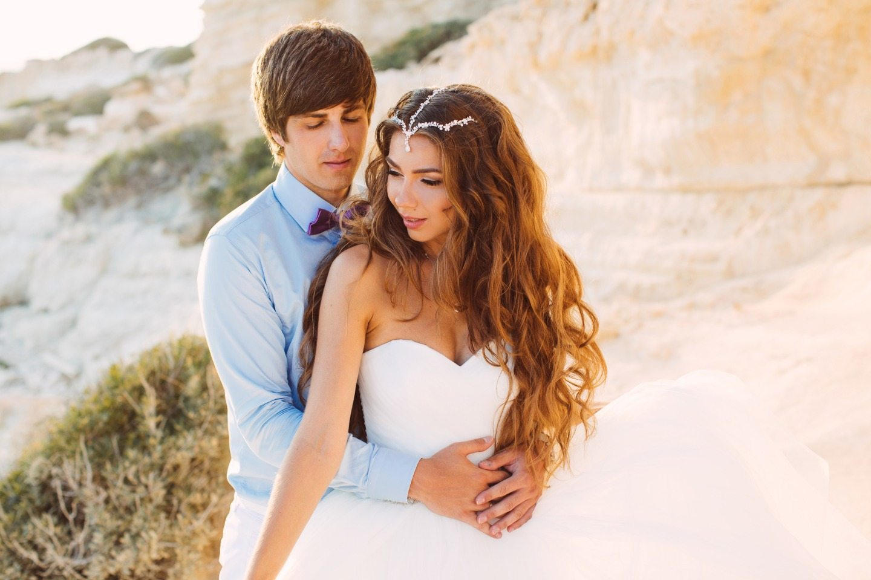 Как мы устроили свадьбу мечты на Кипре: история Саши и Ани