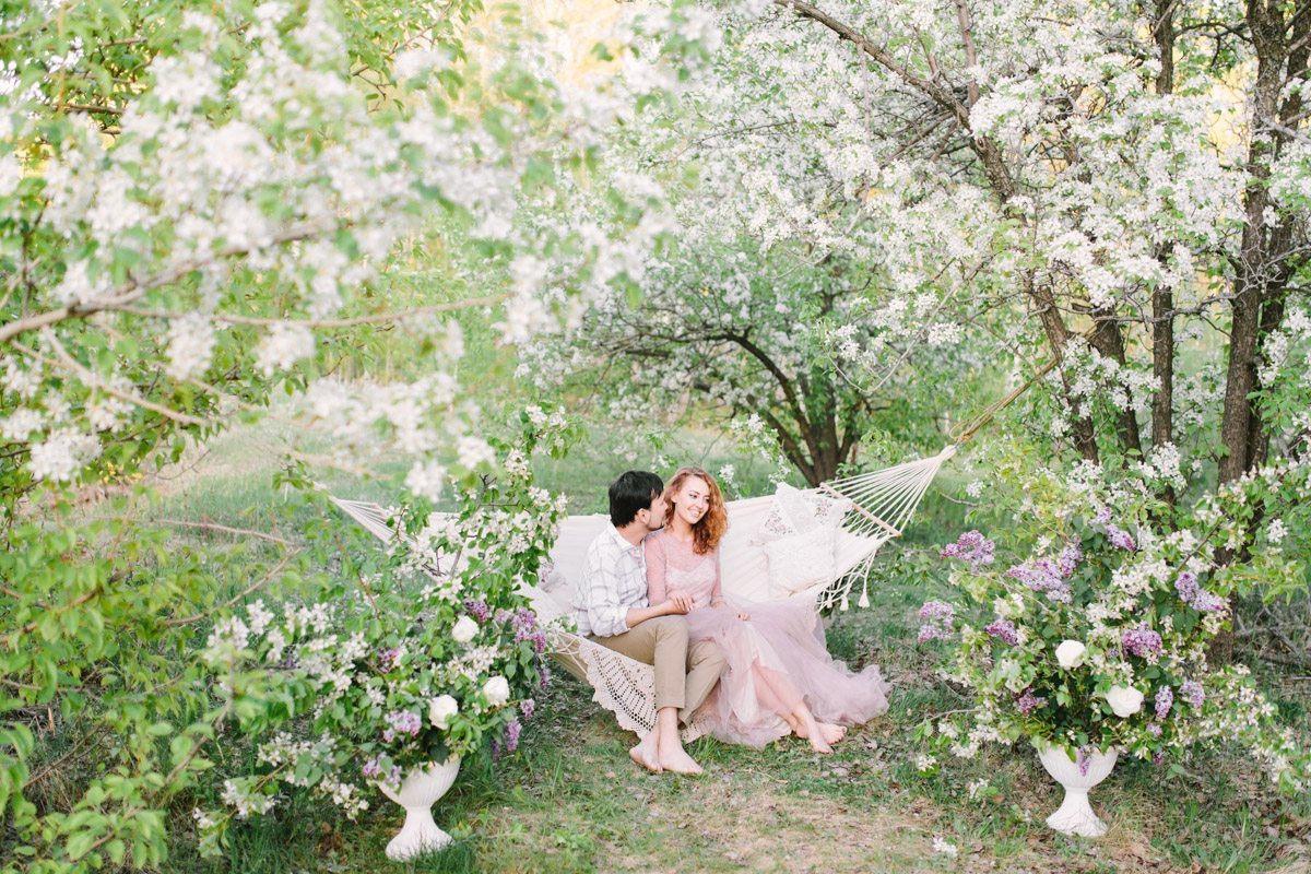 Яблоневый цвет: love-story Таира и Александры