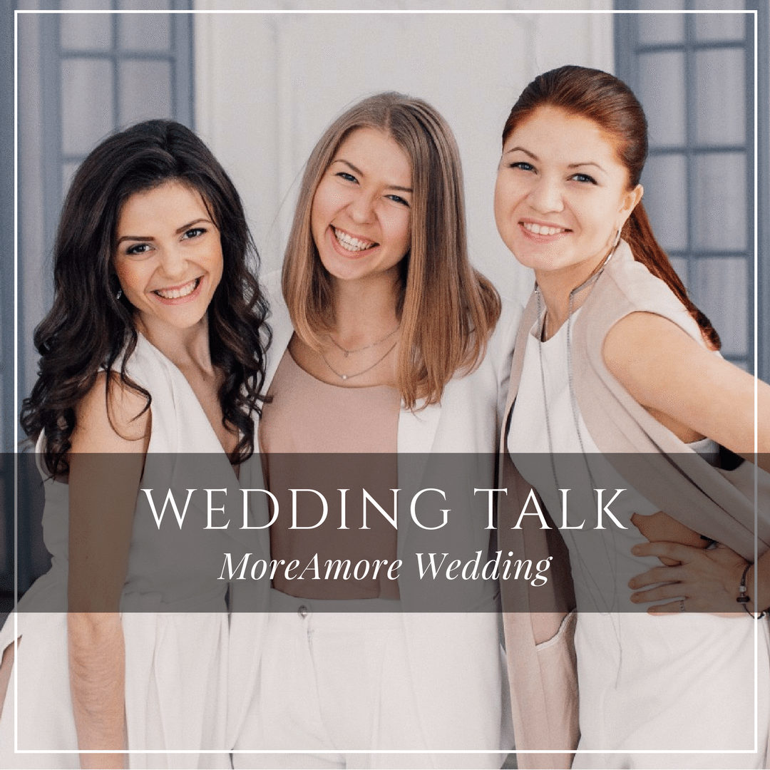 Wedding talk: MoreAmore Wedding
