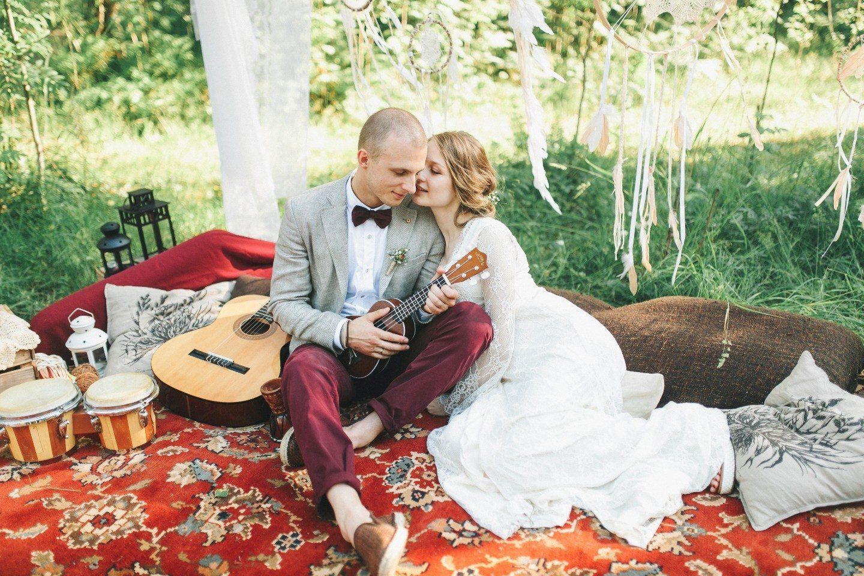 Молодежная свадьба идеи фото