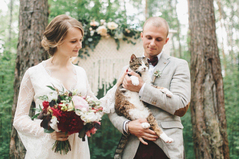 10 свежих идей для летней свадьбы с реальными примерами