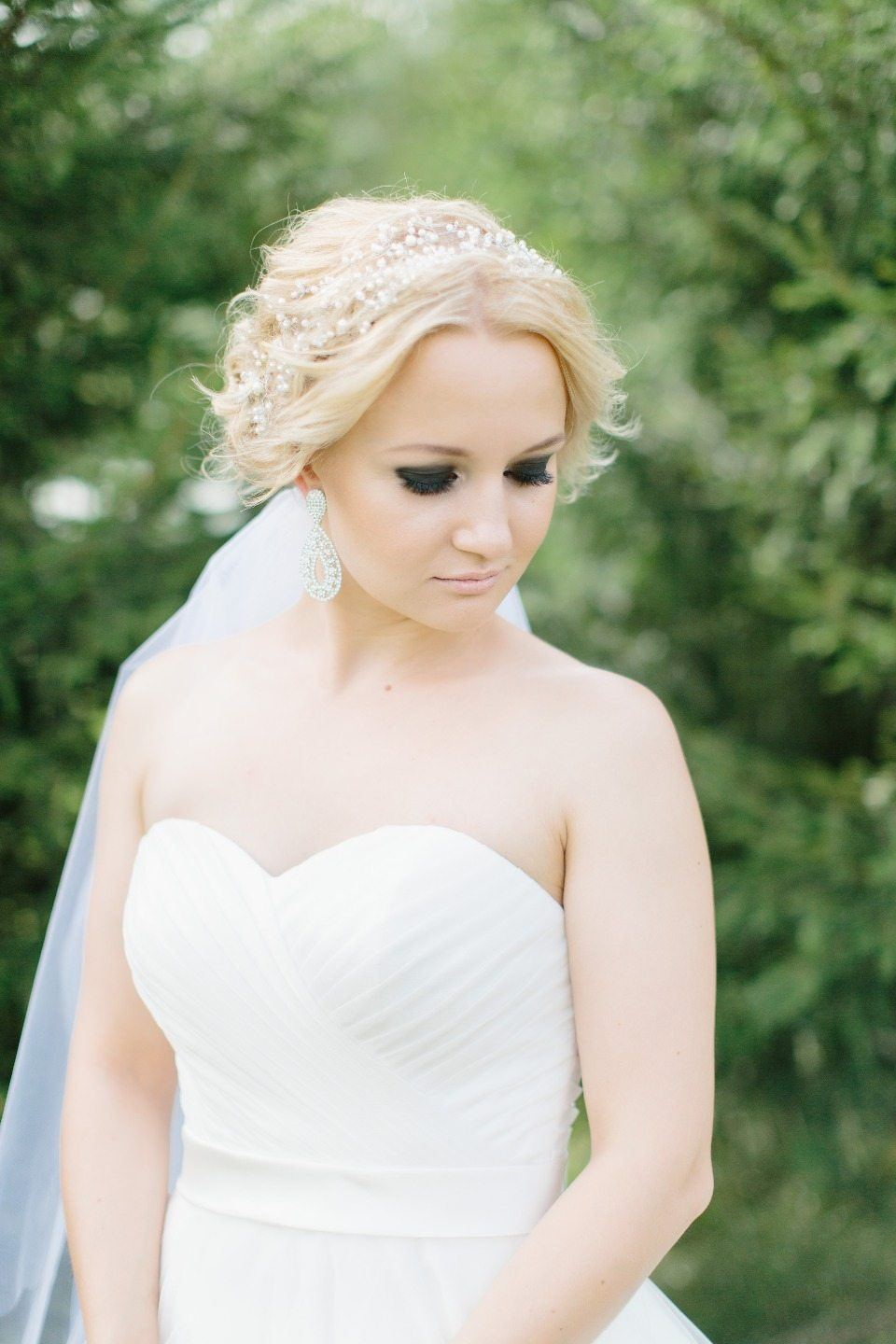 Летнее платье невесты: 50 вдохновляющих примеров + советы