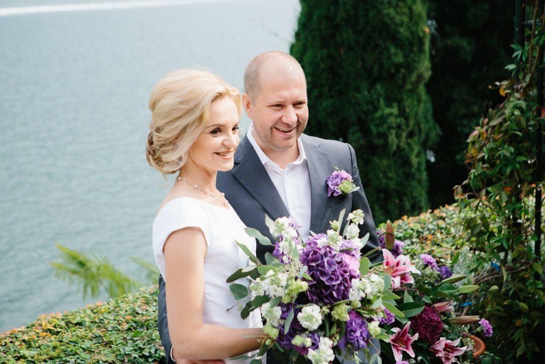 Италия для двоих: свадьба Андрея и Элины