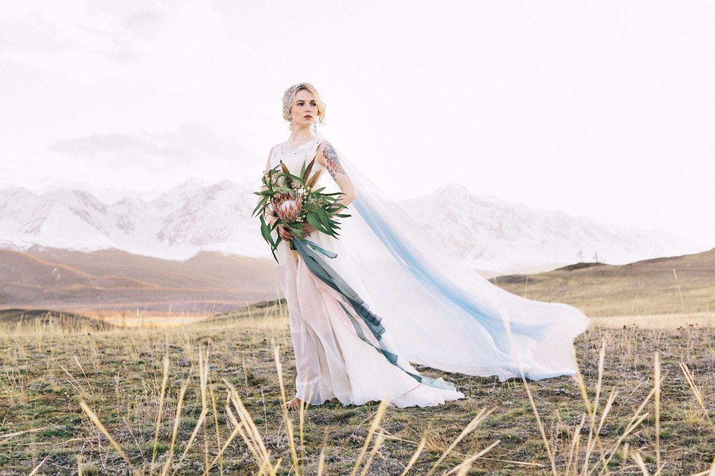 Art Altay: стилизованная фотосессия