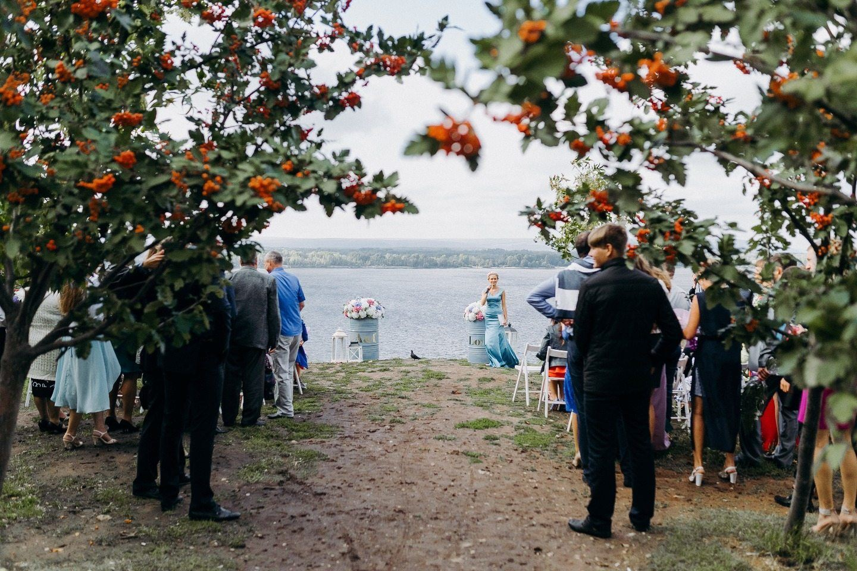 Романтика и урбан-шик: свадьба Артема и Светланы