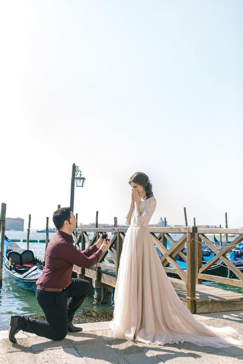 Обрученные городом любви: love-story Давиде и Марисы