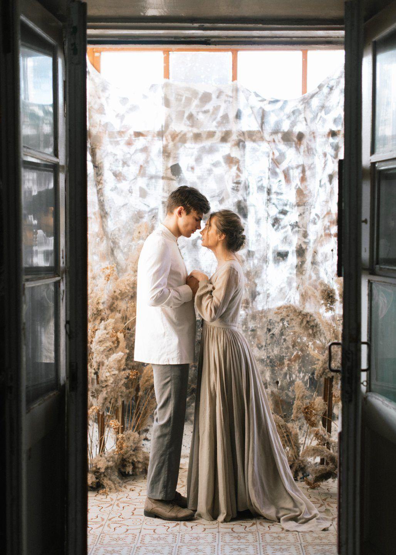 День для двоих: стилизованная фотосессия Лизы и Артема
