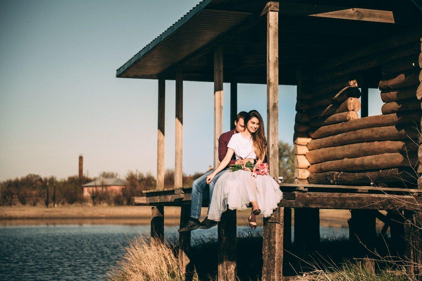 Медовое солнце: love-story Даши и Юры