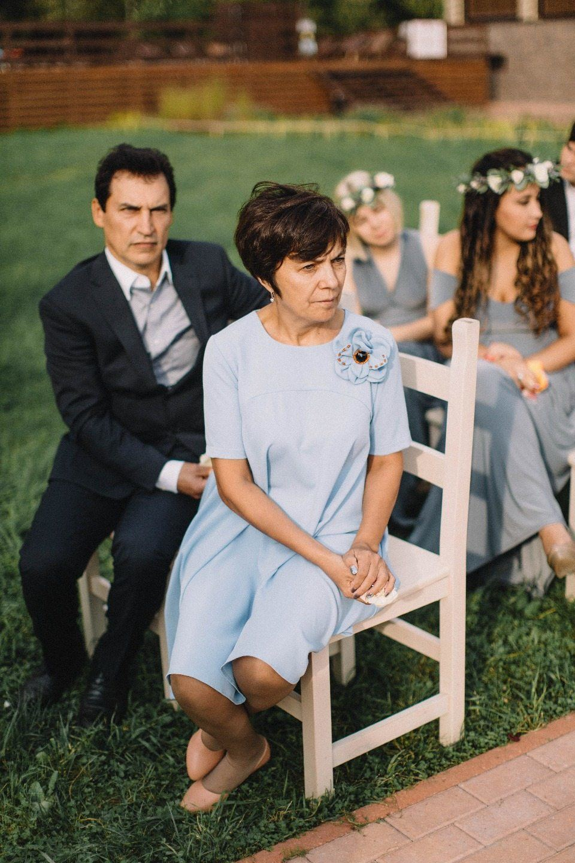 Уютный сентябрь: свадьба Петра и Гульнары