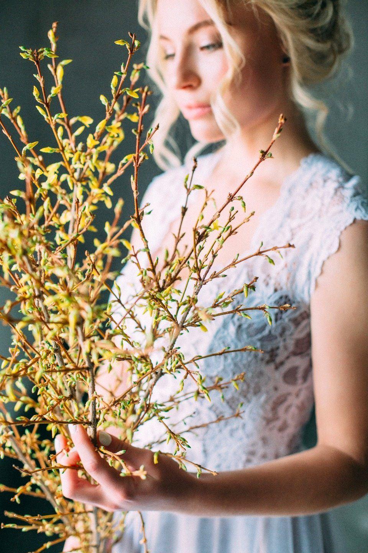 Предвкушение весны: стилизованная фотосессия