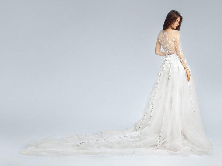 8392a0ca15a Поговорим о платьях  Сегодня хотим поделиться с вами настоящей находкой —  российским брендом свадебных и вечерних платьев из Санкт-Петербурга YOO  STUDIO.