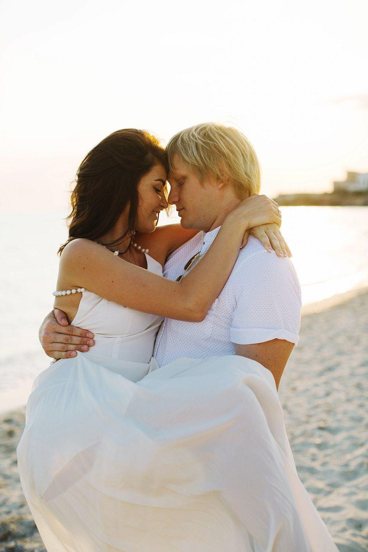 В лучах заката: love-story Александра и Оксаны
