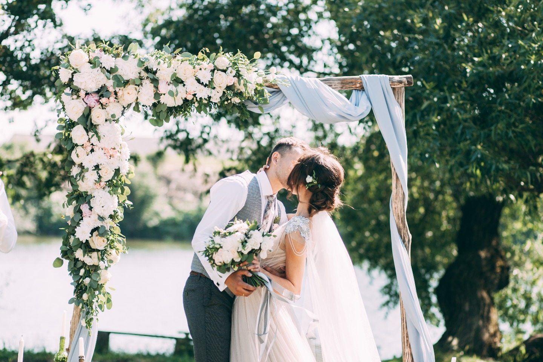 Нежность в каждом кадре: свадьба Алины и Миши