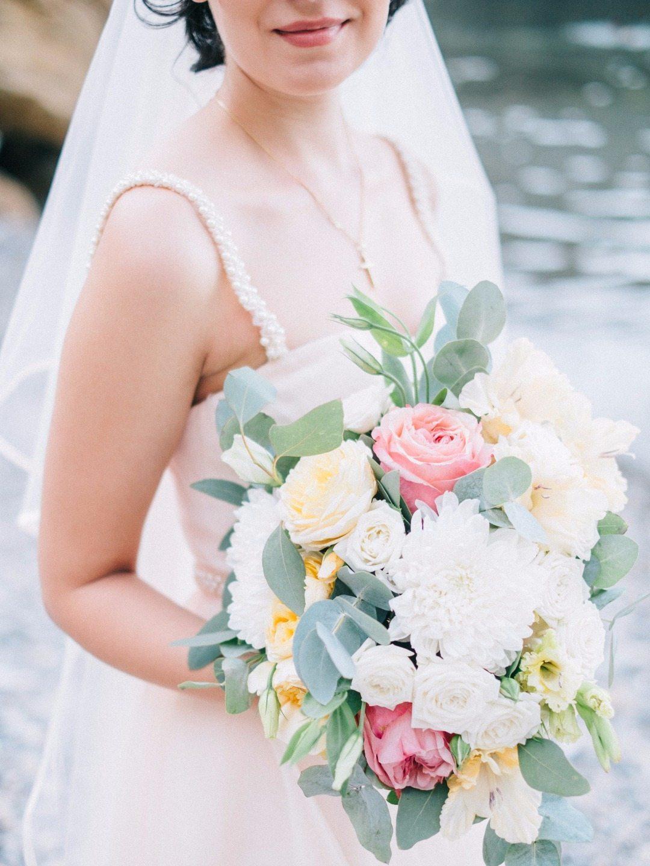 Нежный рассвет: свадебная love-story Ани и Вовы