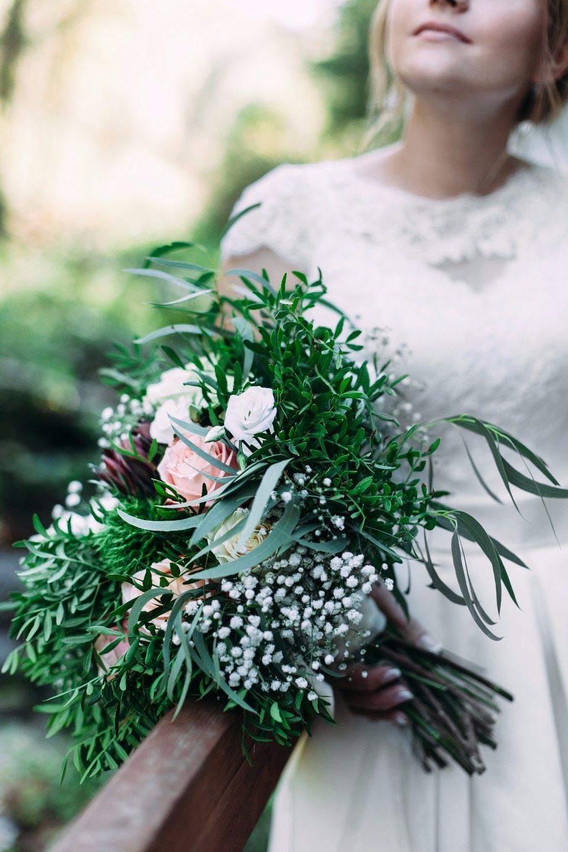 Очарование легкости: свадьба в стиле рустик