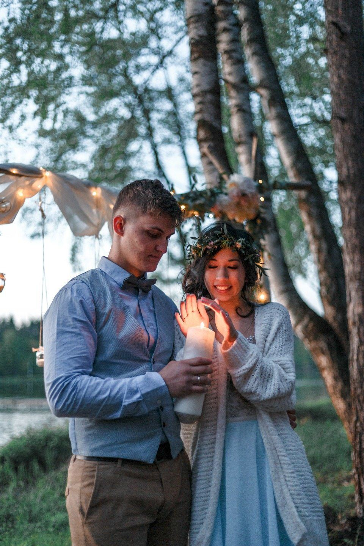 Эко-свадьба с бохо-мотивами и элементами танцевальной тематики