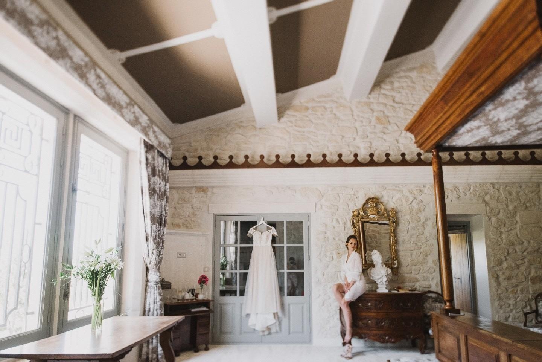 Элегантная и утонченная свадьба в Провансе