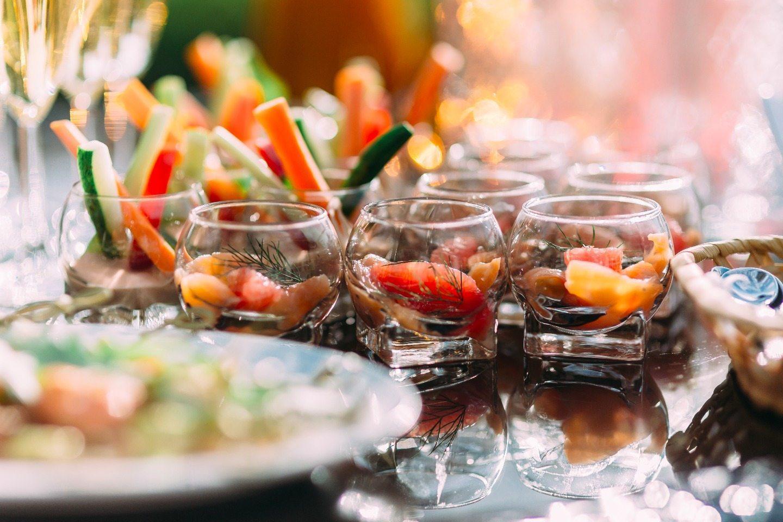 Яркая осень: свадьба Ивана и Ксюши