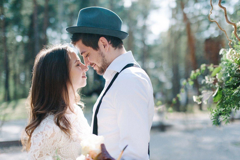 Sun loves us: весенняя love-story в парке