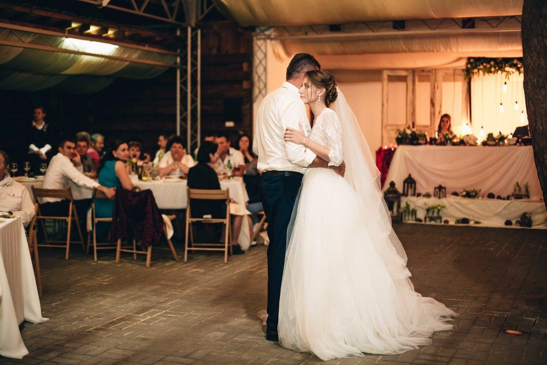 Счастье быть семьей: свадьба Елены и Игоря