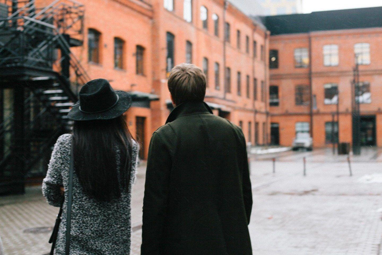 Один день из жизни: love-story Ромы и Нади