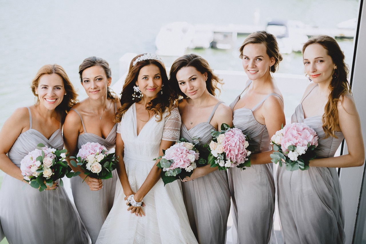 Классическая свадьба в стиле Джеймса Бонда
