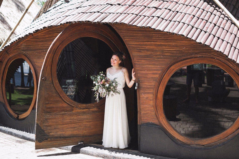 Как мы устроили свадьбу на Бали: история Сергея и Эллы