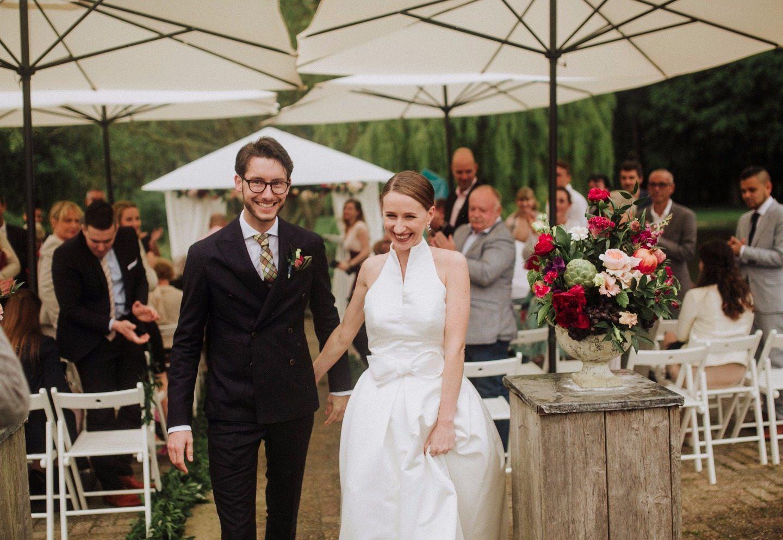 Когда дождь не помеха веселью: свадьба Тани и Пэтрика