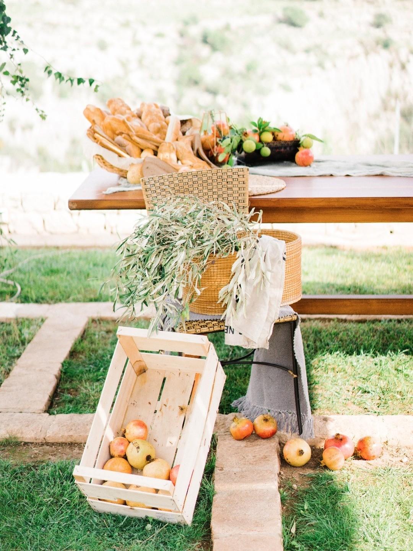 Жаркое солнце Сицилии: яркая свадьба в красном цвете
