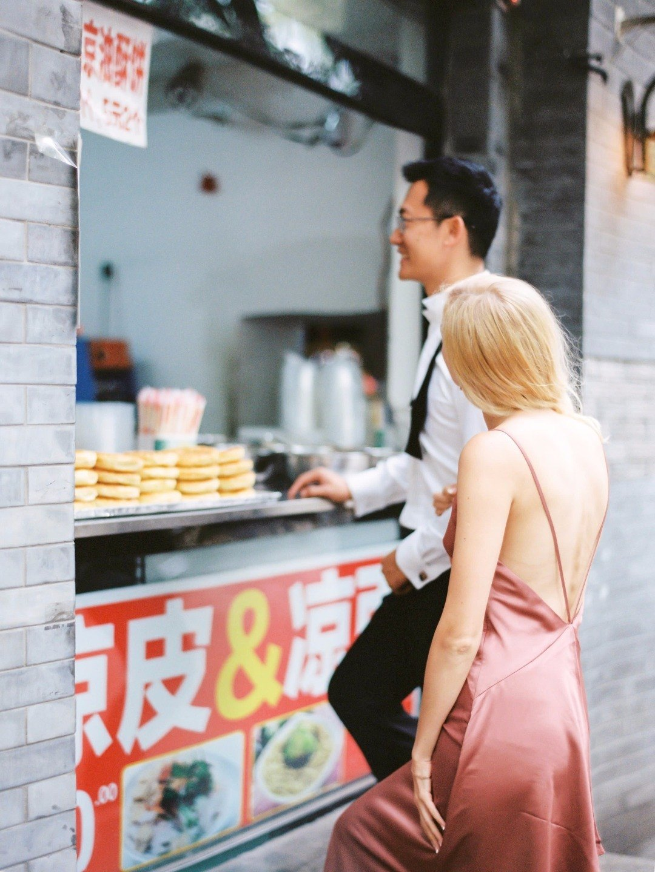 Гармония запада и востока: свадьба в Китае
