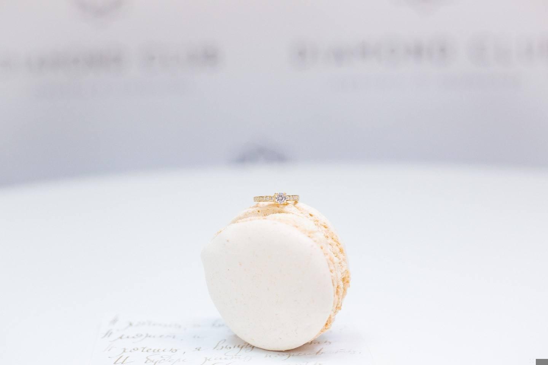 Идеальные кольца с бриллиантами от студии Diamond Club