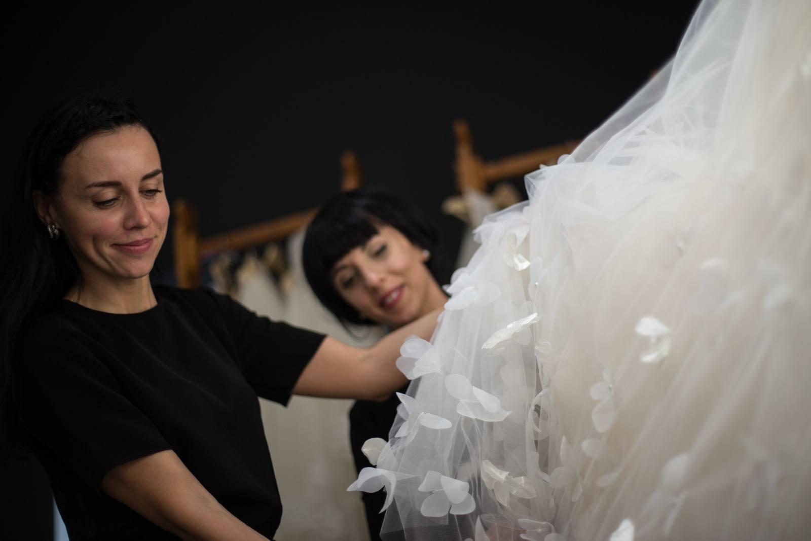 7 причин найти свадебное платье в «Мэри Трюфель»