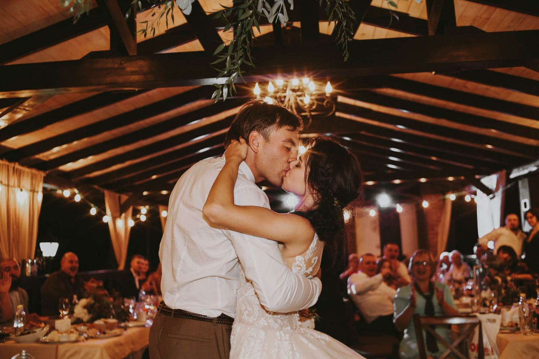 Счастливая подкова: свадьба в тематике конного спорта