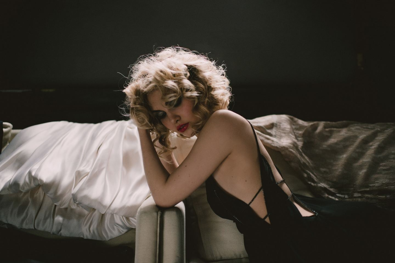 Like a Virgin: стилизованная фотосессия