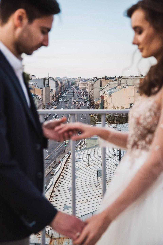 Наедине с любимым городом: стилизованная love-story