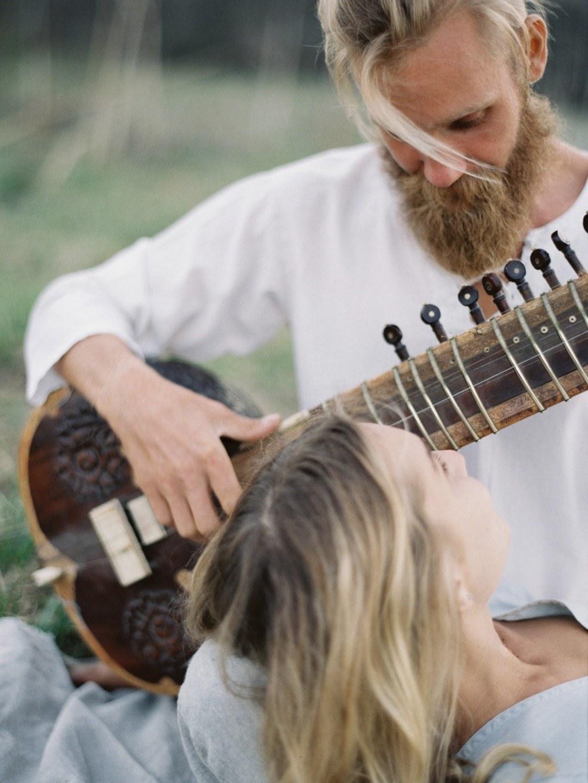 Единение душ: love-story под звуки ситара
