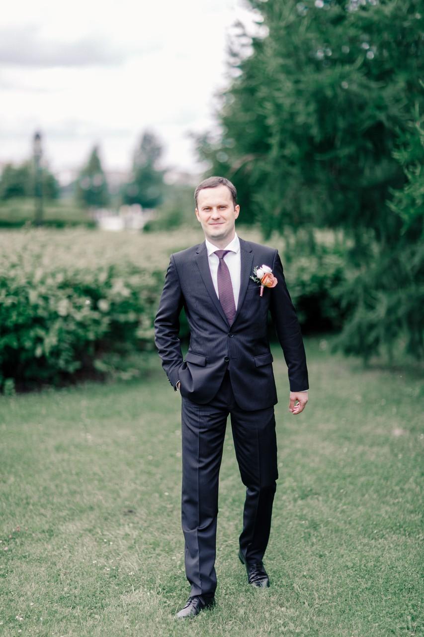 Самый светлый день: свадьба в классическом стиле