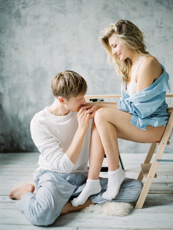 Нежное утро: «домашняя» love-story