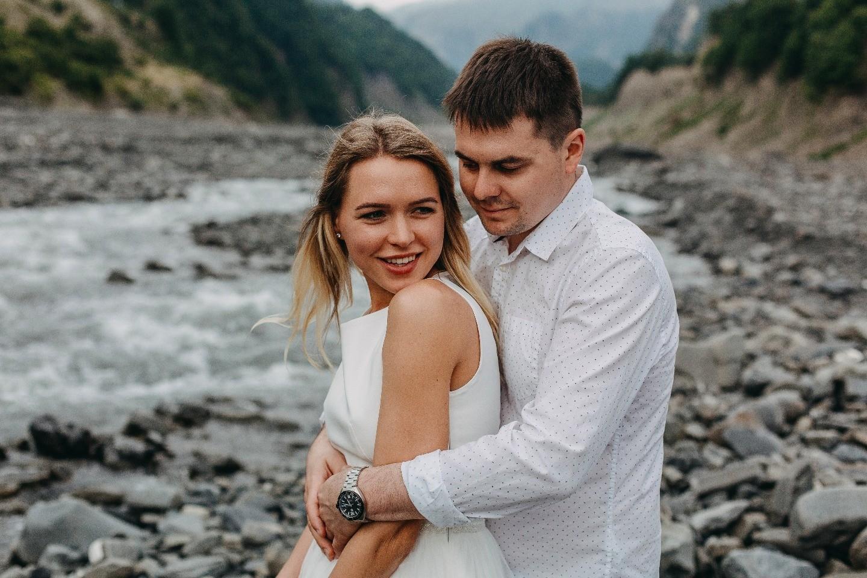 Дыхание природы: love-story в горах