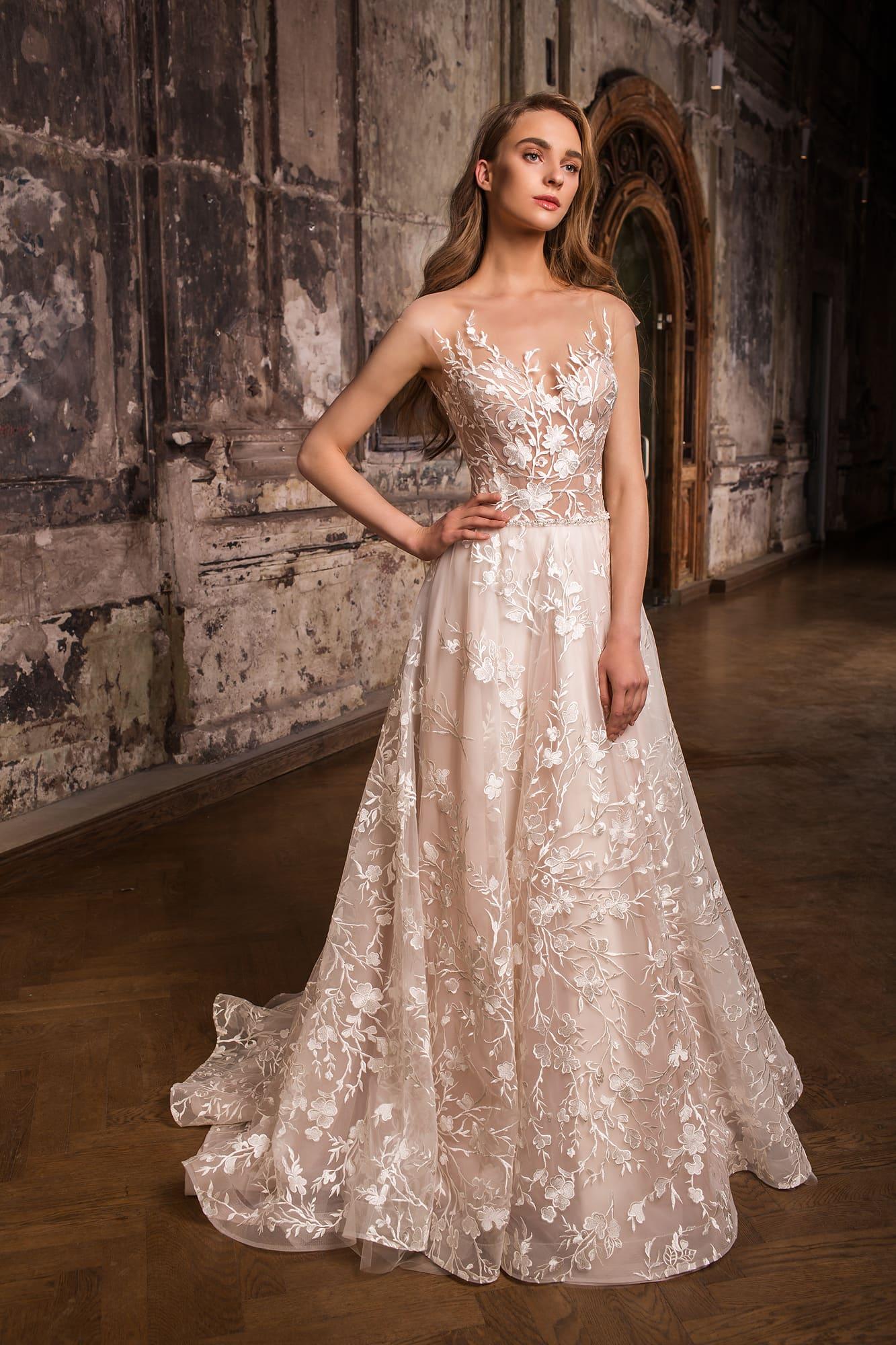 81eff4d580a Сохранить Сохранено Выбираем платье невесты  главные тенденции свадебной  моды 2018