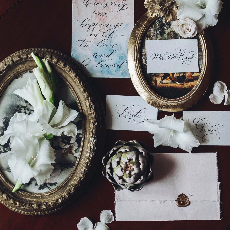 Итальянские мотивы: летняя загородная свадьба