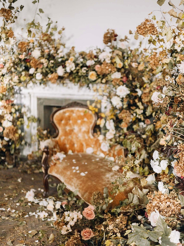 Inspired by Autumn: стилизованная фотосессия