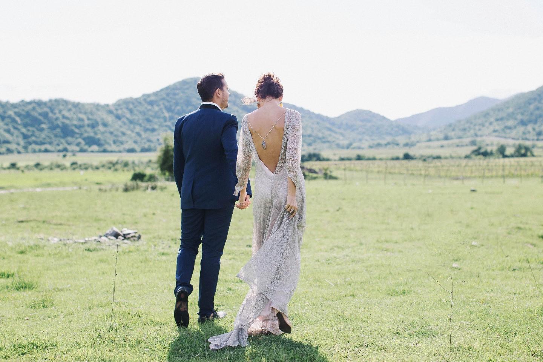 Бесконечные мгновения любви: love-story в Кахетии
