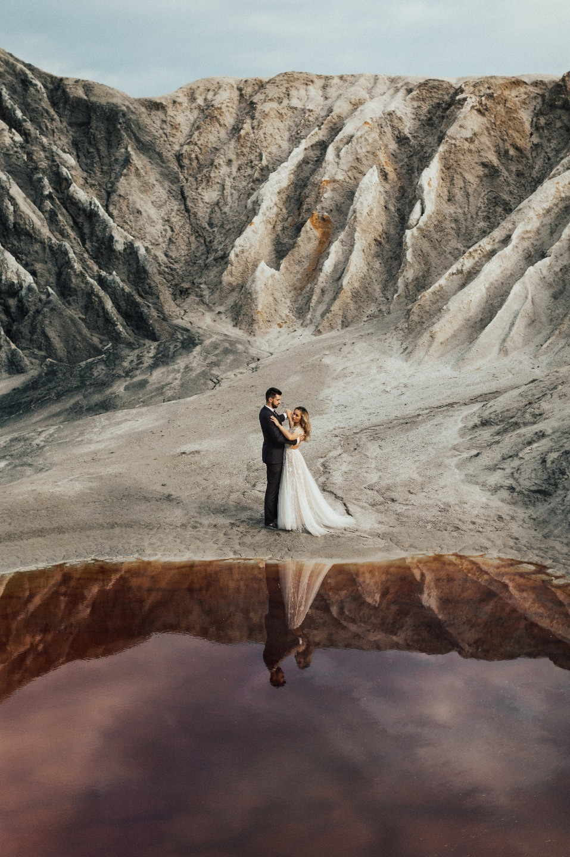 Инопланетные пейзажи: love-story на закате