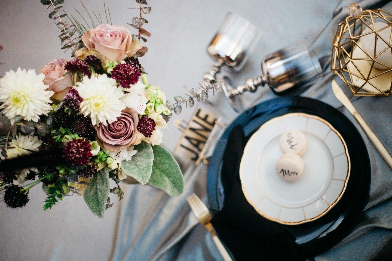 Навсегда Юность: урбан-свадьба с элементами геометрии