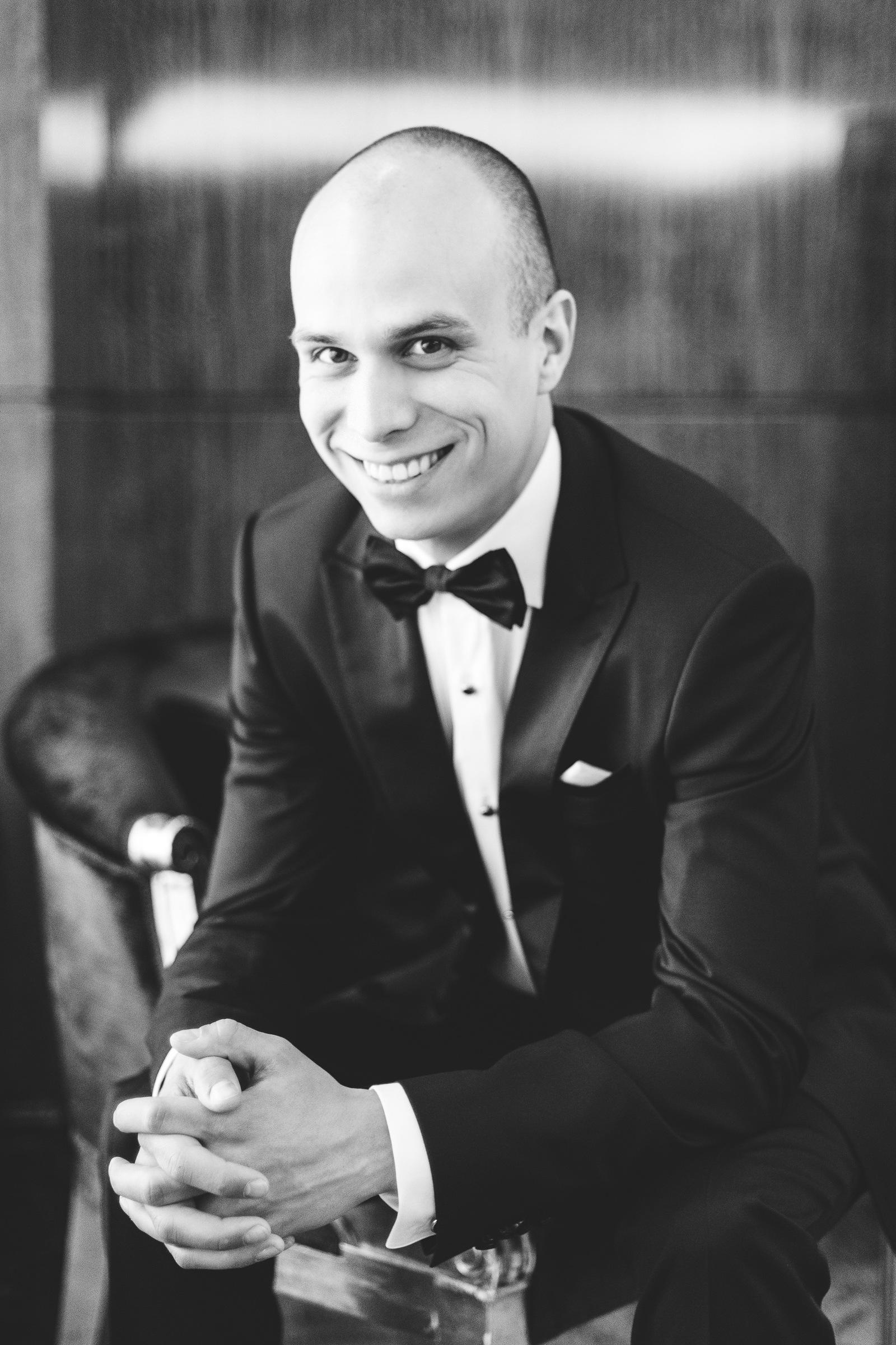 Элегантность любви: свадьба в стиле джаз